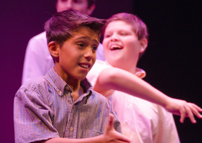 "SPARC's SPOTLIGHT at Richmond CenterStage ""Curtains Up,"" September 2014"