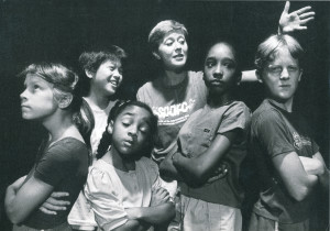 Founder Jeri Cutler-Voltz with early students