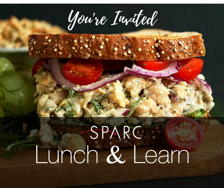 SPARC Lunch and Learn
