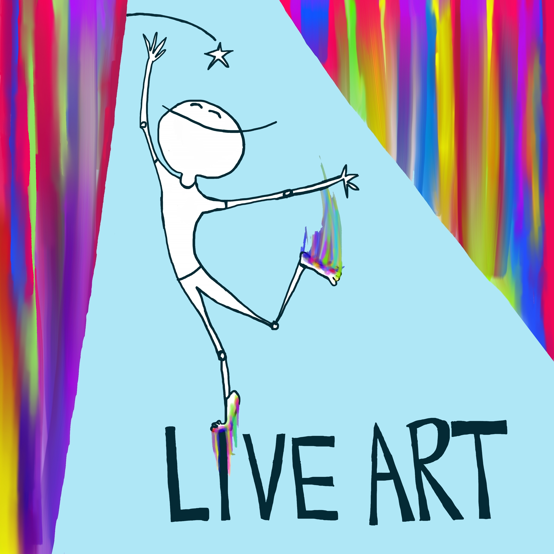 LIVE ART Soul Logo